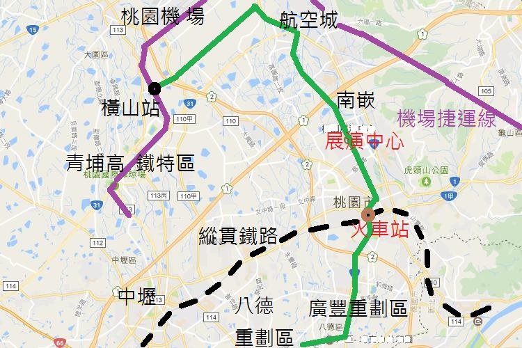 桃園捷運綠線