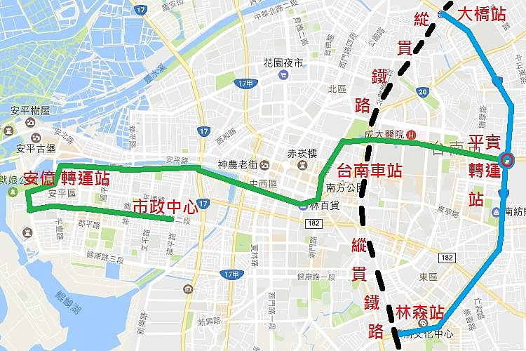 台南市捷運計畫