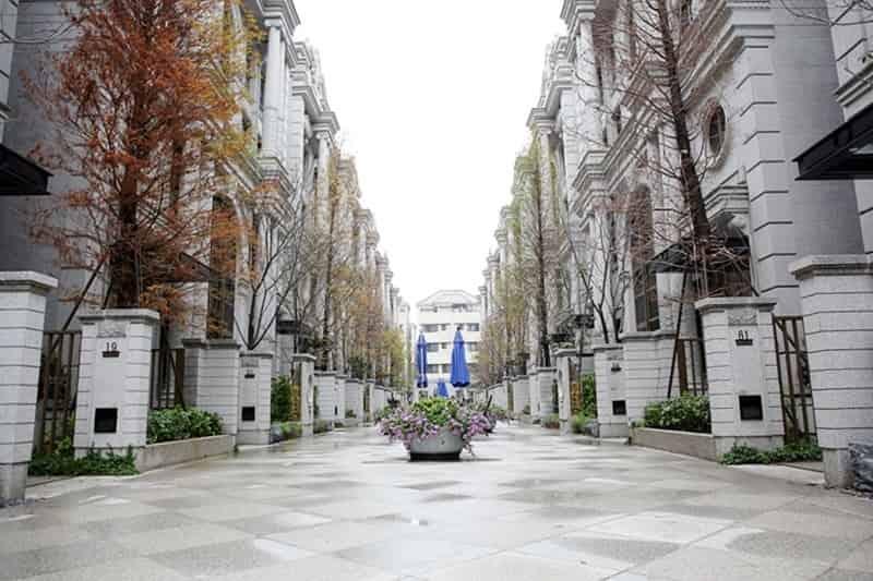 圖片:台中 | 新富發赫里翁 低調奢華獨棟豪宅 文藝復興風格億元傳家鉅作