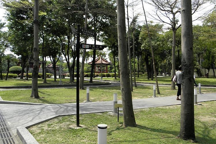 銀髮族公園