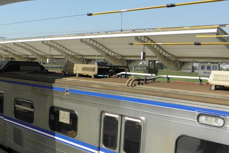 新烏日火車站