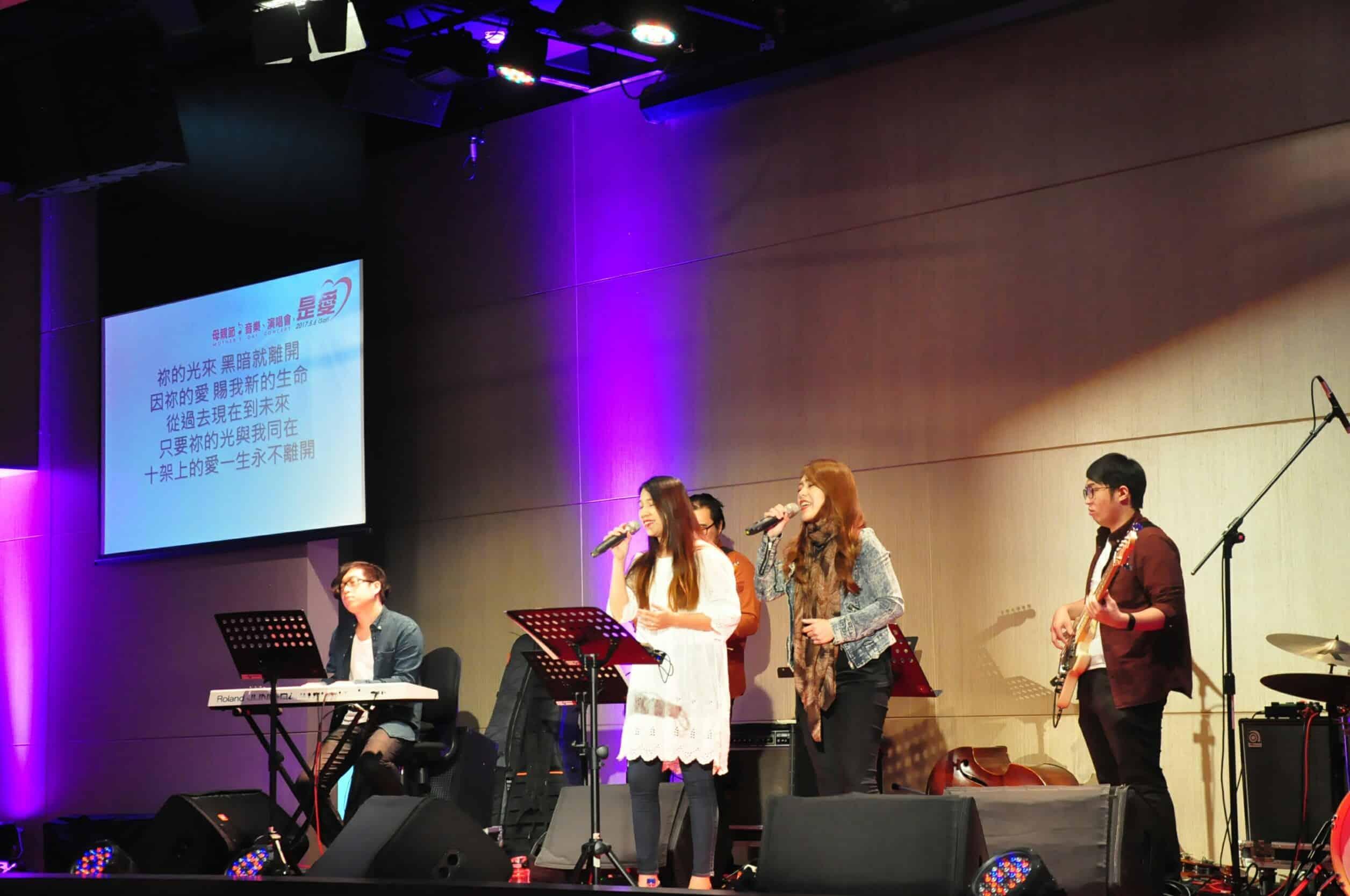 圖片:豐邑機構 母親節音樂、演唱會,是愛