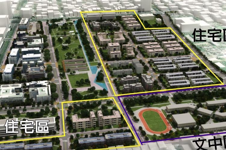 平實營區市地重劃