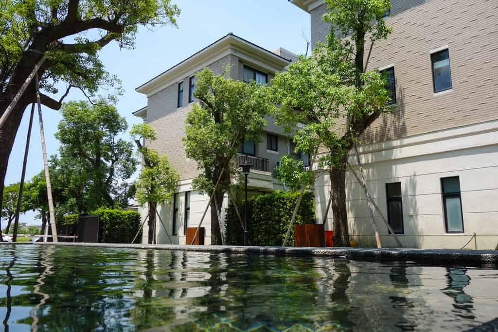 圖片:嘉義新成屋 | 故宮名邸 朴子成屋別墅 一座微型森林 我在大自然有個家