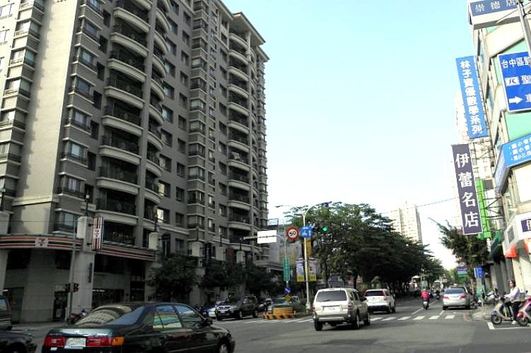 台中市11期崇德路