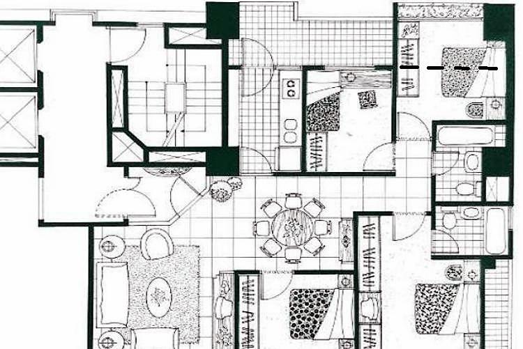 住宅平面圖