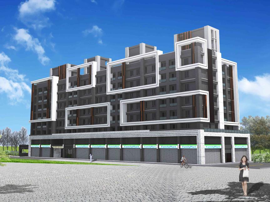 圖片:新竹北區預售屋推薦  天禾建設 回到金雅重劃區最美的家【天玥】