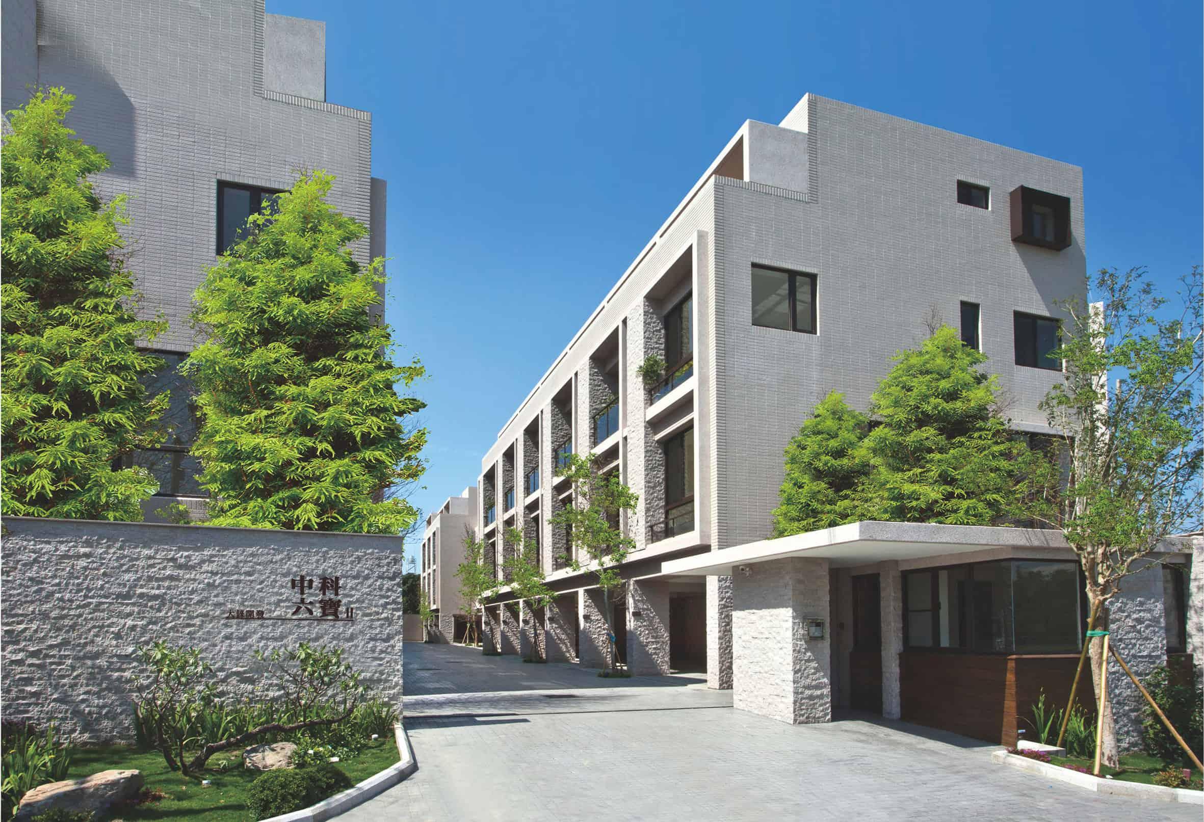 圖片:台中大雅區建案 大錸開發【中科六寶】大雅六寶國小 社區品味別墅