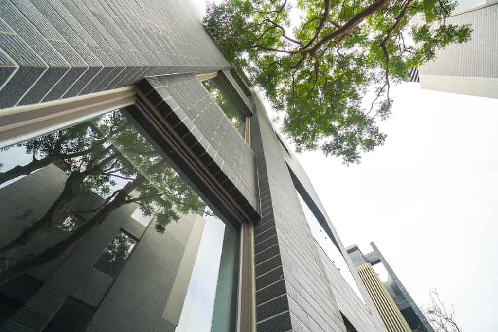 圖片:彰化員林新成屋 | 九川牧譯TON+ 社區透天別墅 當代的台灣建築
