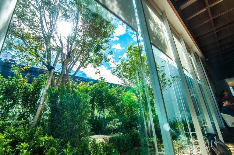 圖片:台中北屯區建案 豐穀建設 新案公開 愈在地愈國際的生活美學 豐穀璞真 與自然共生