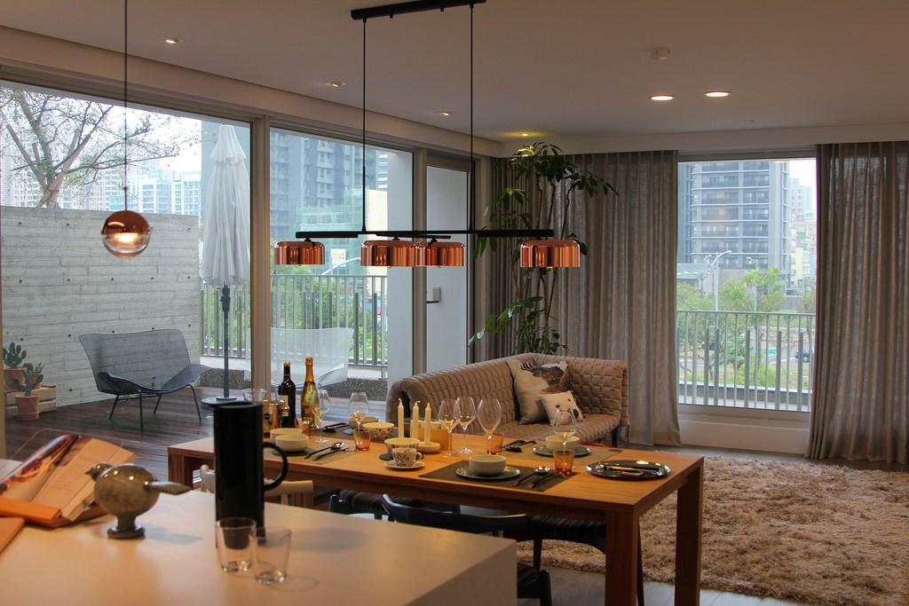 圖片:新竹竹北新成屋|打里摺大榆二,當建築成為美學的實踐!