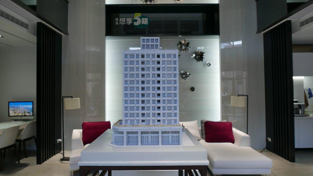 圖片:台中南屯區預售屋|想享5期,享受優質生活機能的市區理想窩!