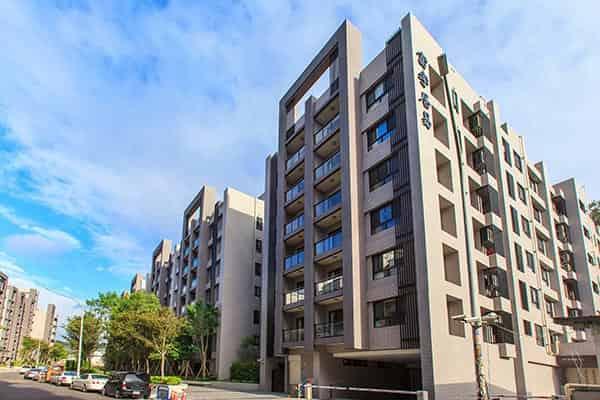 圖片:【富宇居易】 新竹新建案  富宇建設-盛裕建設 2-3房輕豪宅