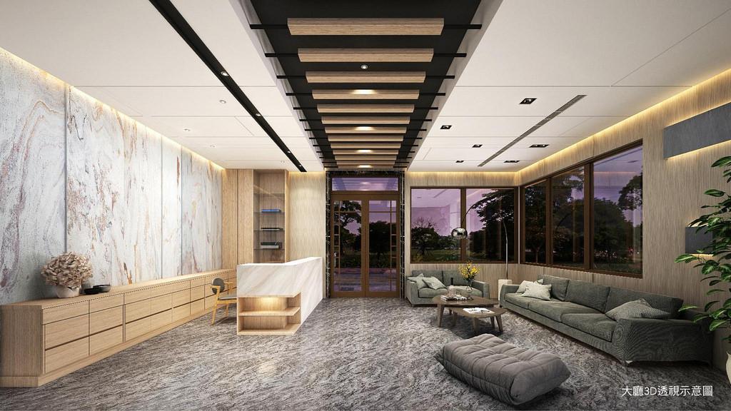 圖片:新竹新建案 | 宸岳首品 北區中庭大樓 長住首購宅