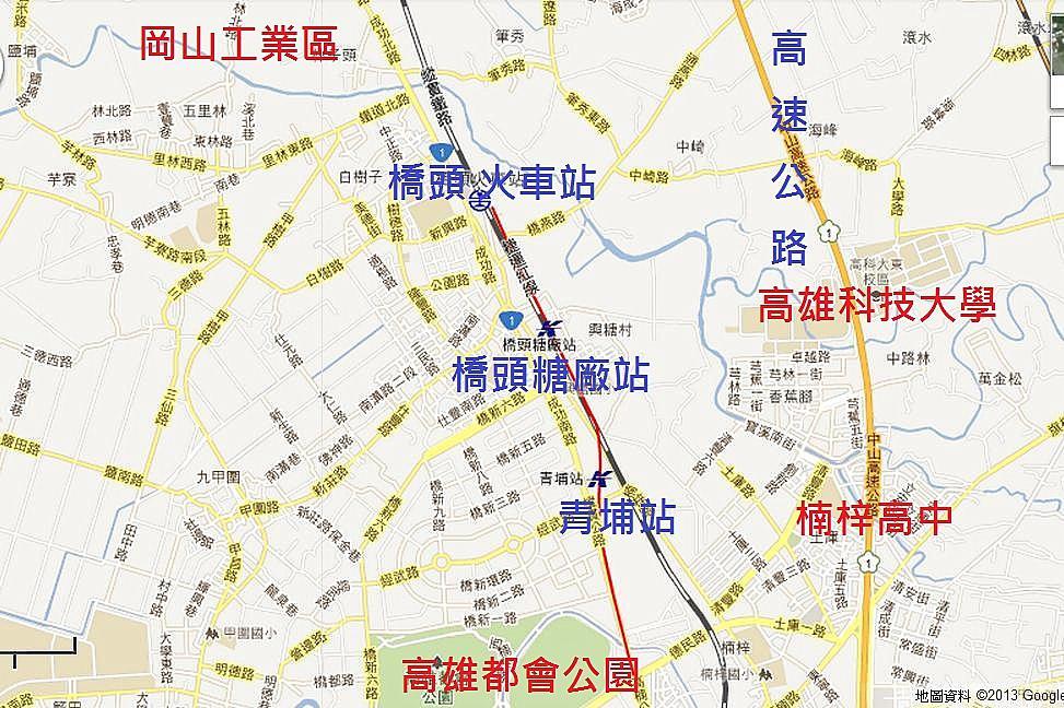 圖片:重劃特區巡禮 高雄新市鎮蓄勢待發