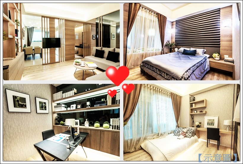 圖片:新竹市東區新建案 | 富宇建設【富宇文匯】 小家庭核心宅