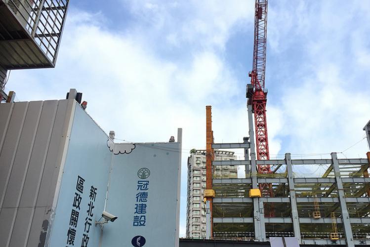 圖片:重劃特區巡禮!新店行政園區領頭衝高