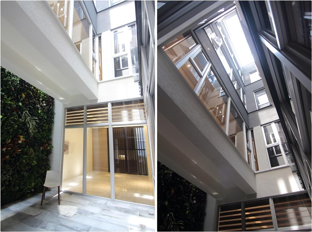 圖片:台南透天「建築家3」會呼吸的設計宅 頂級設計工法豎立透天新標竿!