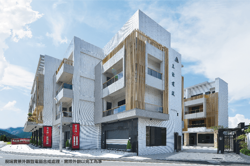 圖片:高雄鳥松區新屋 上仕建設【富比仕】鳥松唯一,增值首選
