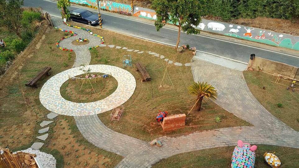 圖片:玉井望明12米路建地 一日遊 打造樂活養生的夢想莊園