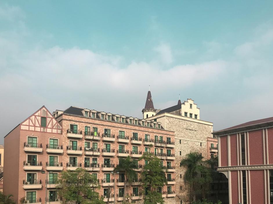 圖片:高雄大樹區新成屋 義大皇家別墅-買便利 買服務 買健康 更是買一個度假夢