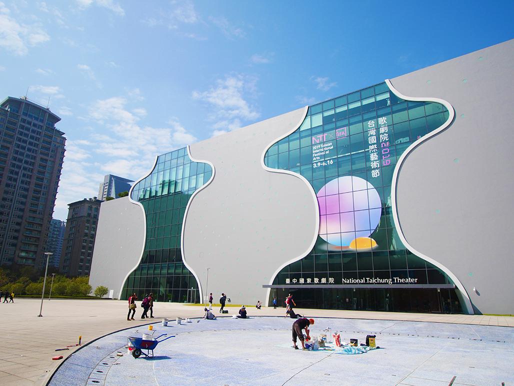 圖片:台中西屯大樓建案 與世界地標為鄰  「世界之匯」榮居精華地段之最