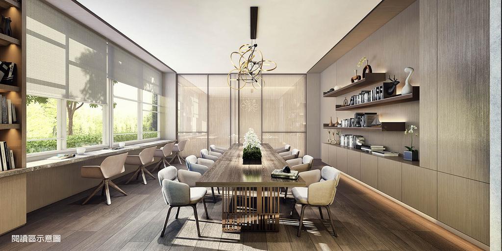 圖片:台中副都心、高鐵綠活特區 | 精銳潮。開啟綠色美宅新時代