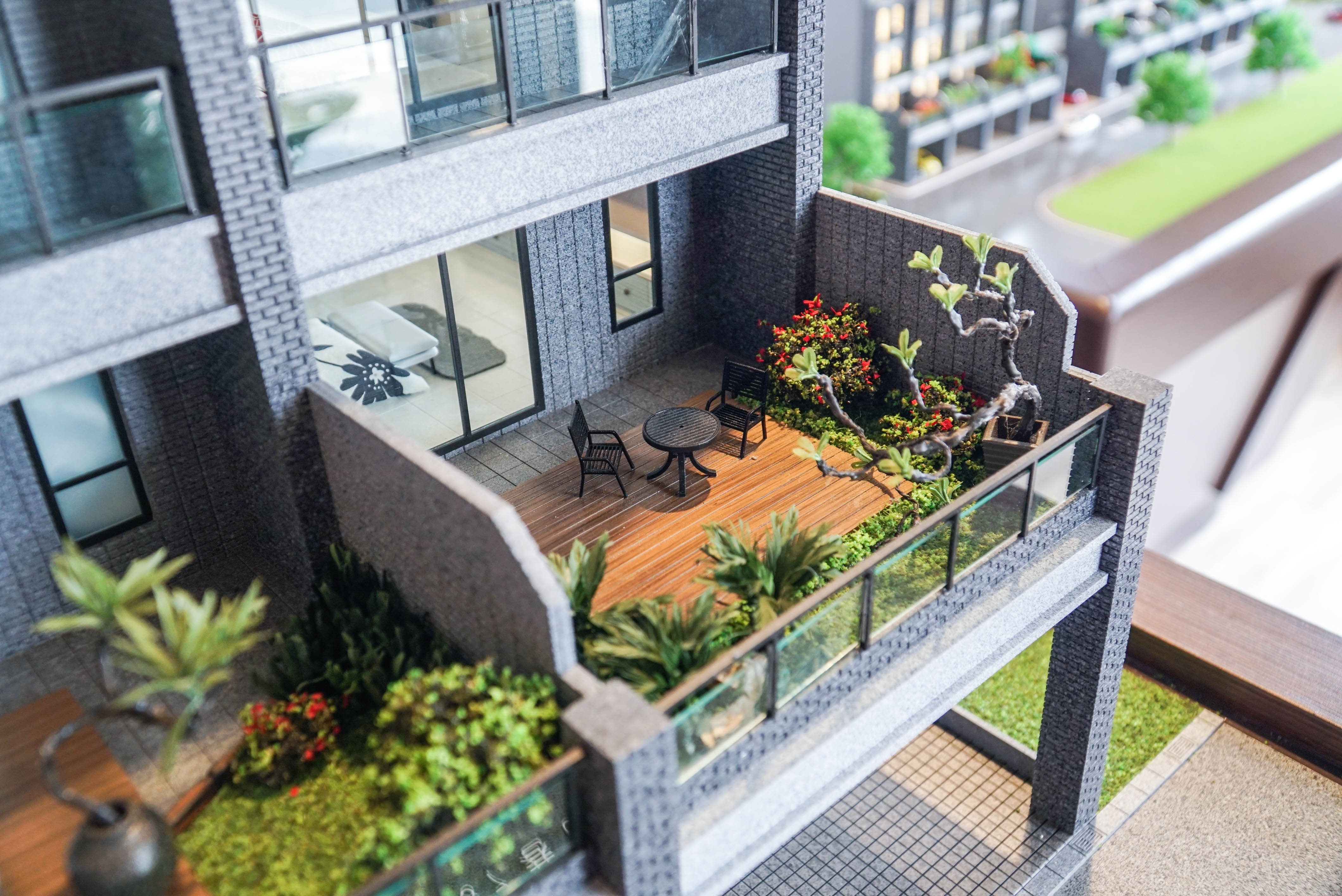 圖片:長虹大鎮| 彰化社頭預售屋 長虹建設首度跨足中部,為豪宅空間注入幸福能量