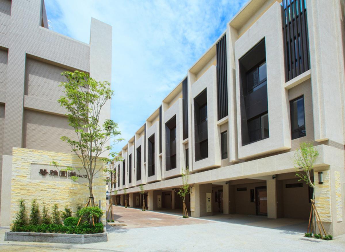 圖片:台中大雅區透天建案│上圓滿NO.17 馨雅建設 在地品牌。 建築職人的良心事業