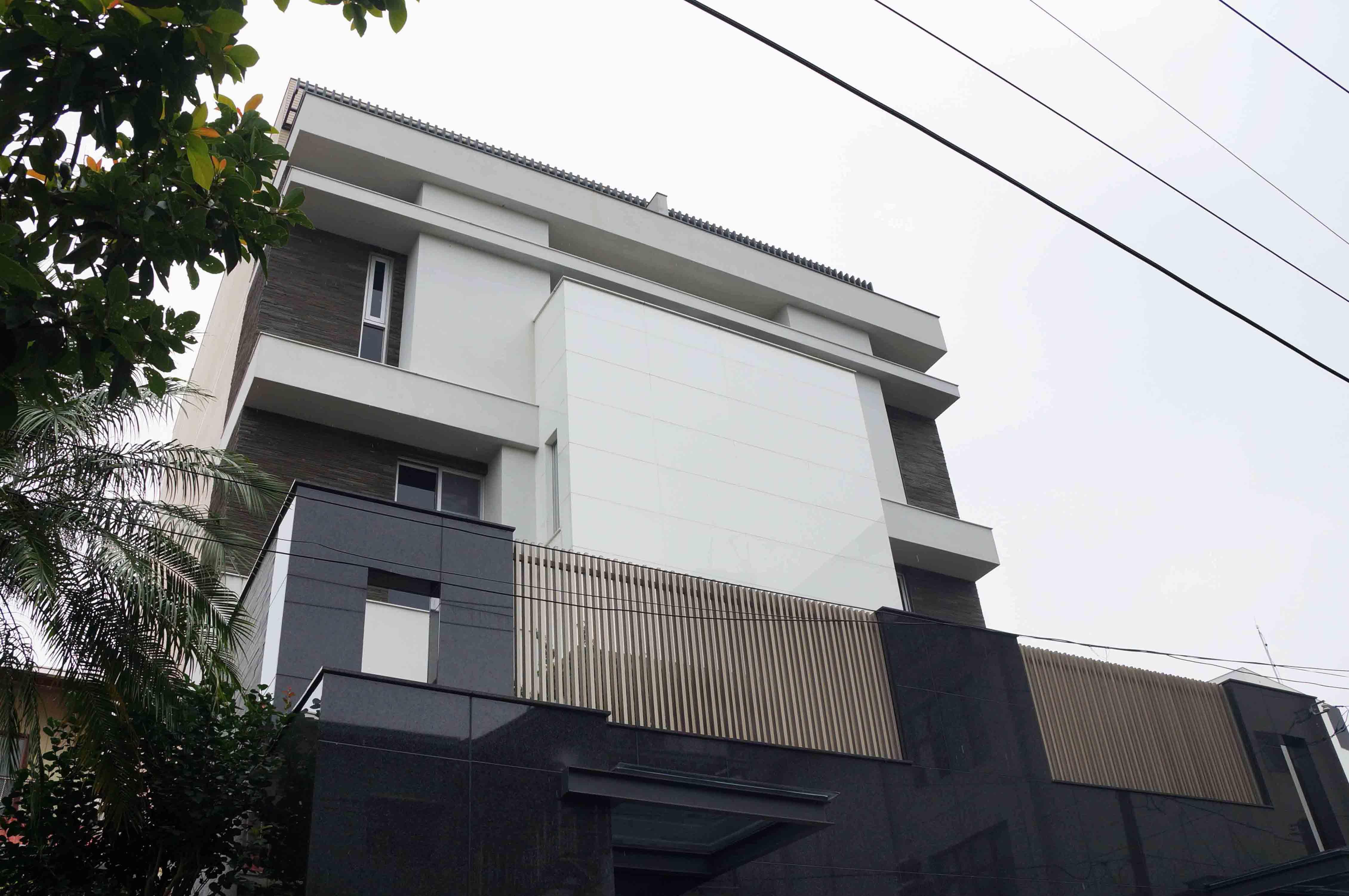 圖片:『百富一品』靜謐品味大宅|百富開發|嘉義東區成屋電梯別墅推薦|