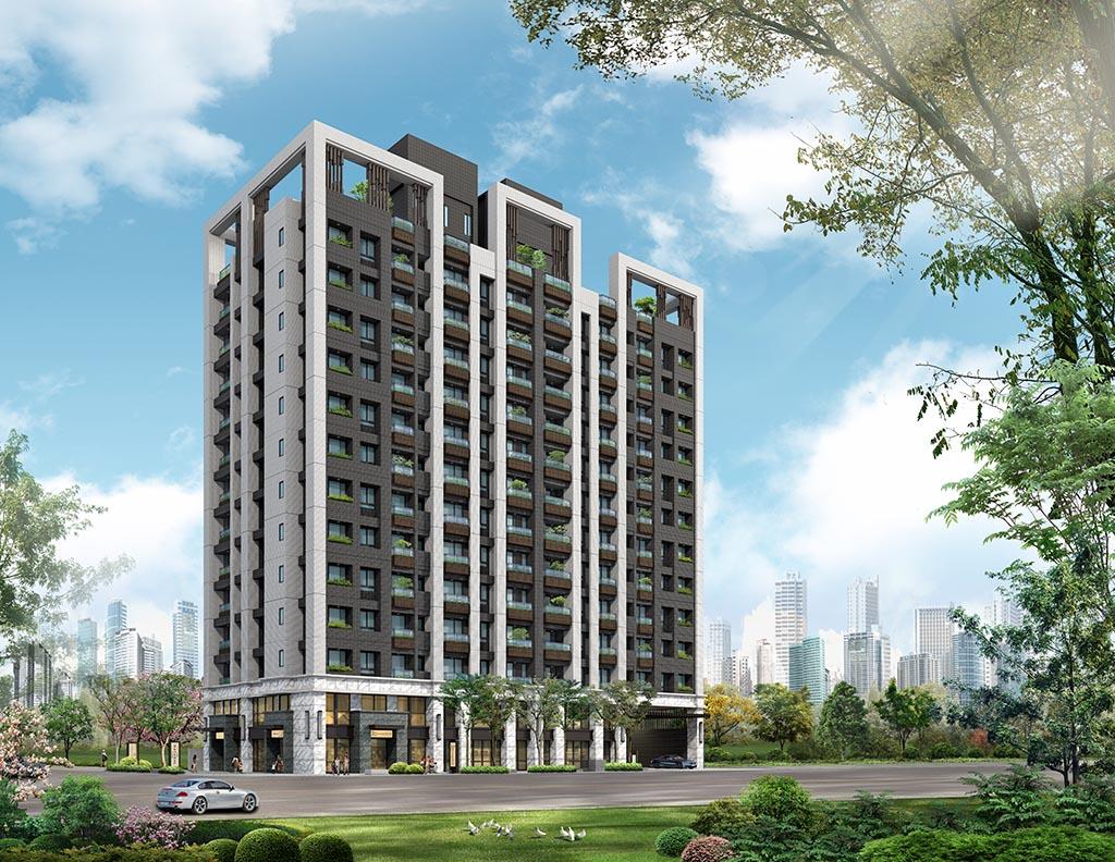圖片:新竹預售大樓推薦 | 富宇建設「富宇愛尚」輕鬆首付五萬 讓你「愛上回家」