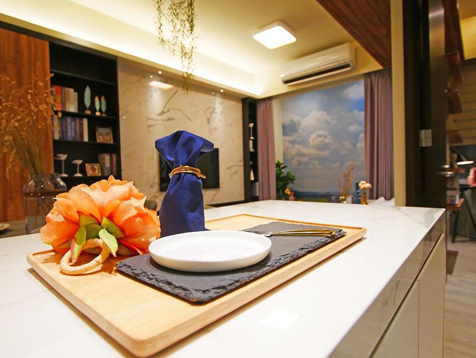 圖片:台中潭子預售大樓 | 英升開發「陽里晴2」預約最美好「松下全能宅」預定自己的健康未來
