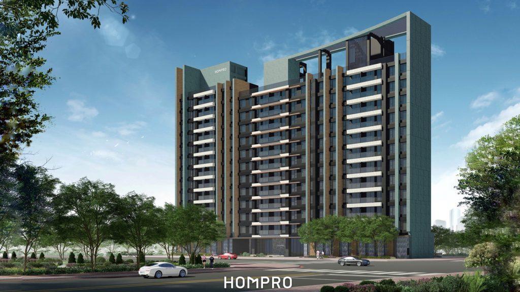 圖片:新竹北區預售大樓推薦 |  鴻柏建設「鴻柏慕光」 金雅重劃區 雙公園首席!
