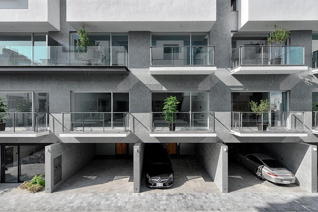 圖片:台南安平區獨特透天別墅成屋【一日間】敦煌建設