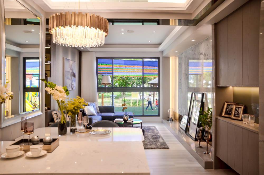 圖片:台南永康區預售大樓 昌益事業群與理銘開發攜手開發「昌益綠園」低公設低總價小資輕鬆成家