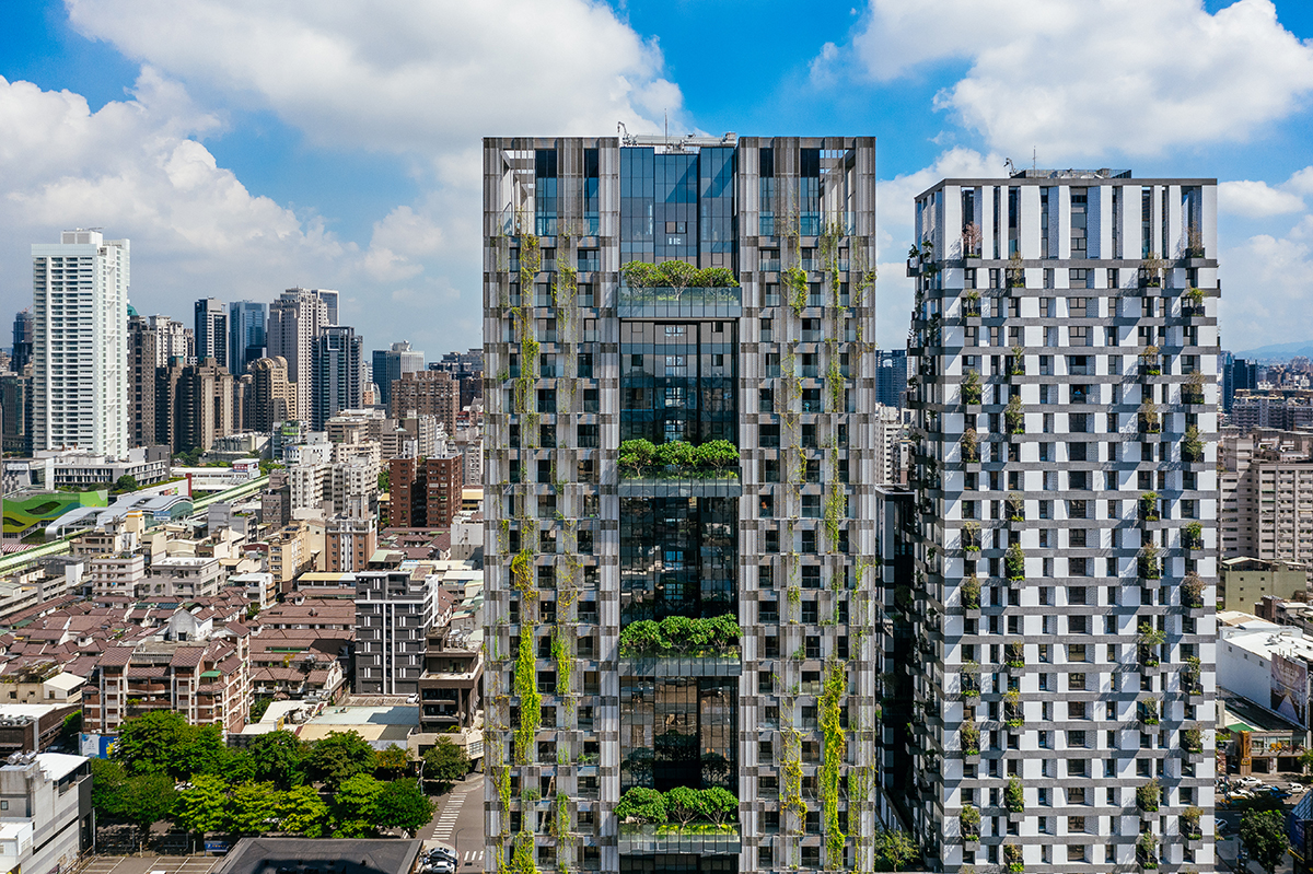 圖片:不斷尋找如何「與自然共生」 磐鈺雲華 就是要讓台中城 有所改變