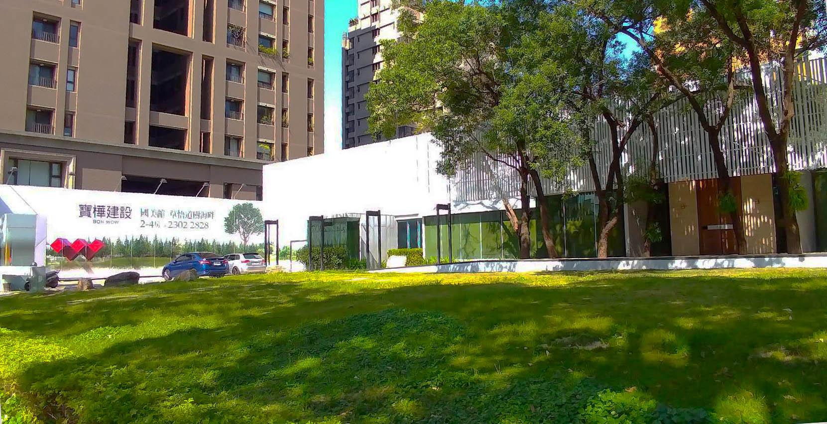 圖片:建案搶先看 |  台中西區大樓 寶樺境美術 寶樺建設 再度回歸國美館特區 未公開 已轟動