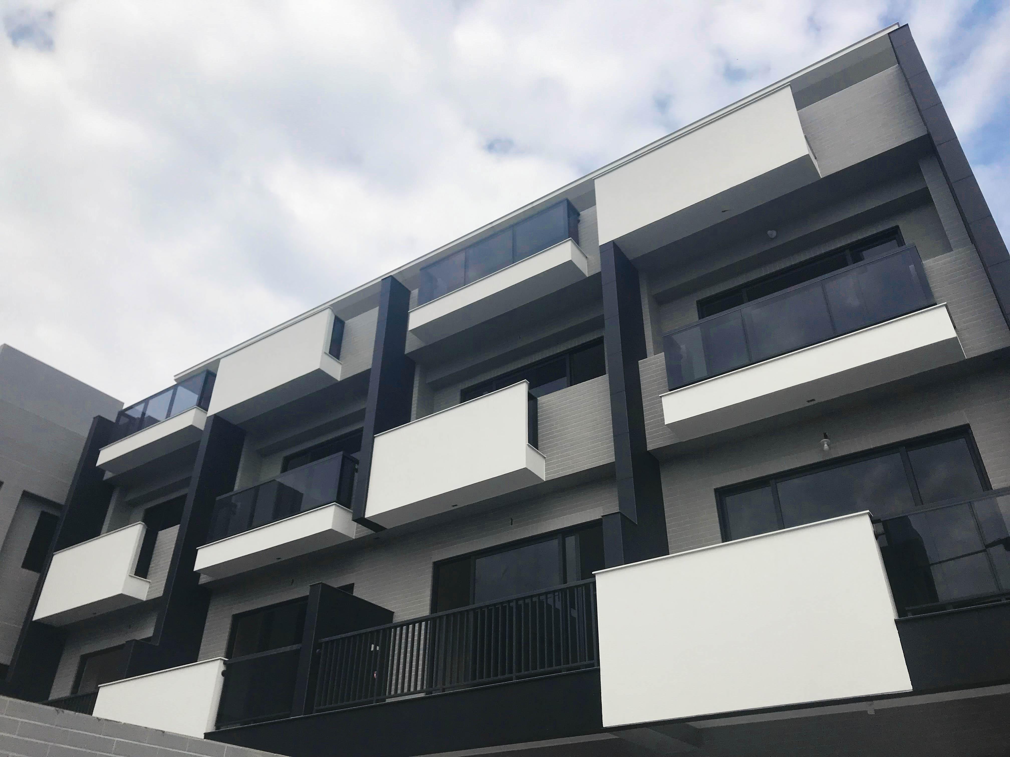 圖片:台南永康透天別墅-柏興建設 Uni7希建築:輕鬆成家 有型獨院宅