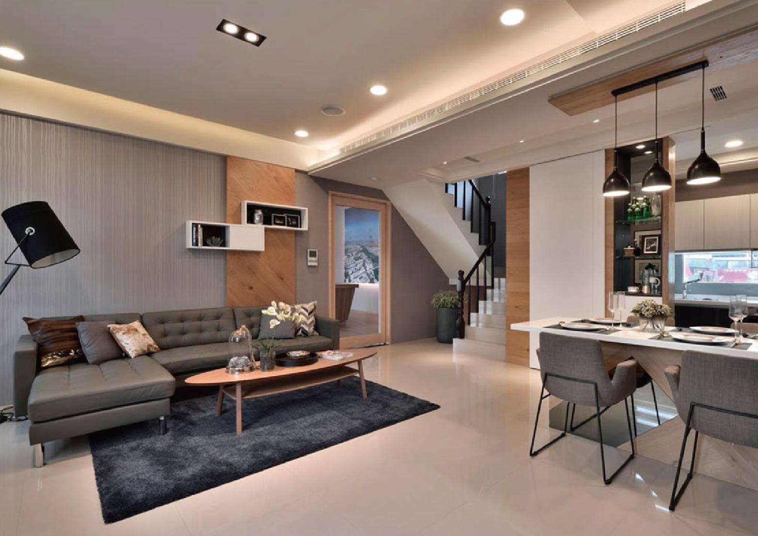 圖片:台中太平透天新建案 | 坤悅開發 迎新墅。8000坪公園預定地為鄰 享受低密度住宅區的靜與隱