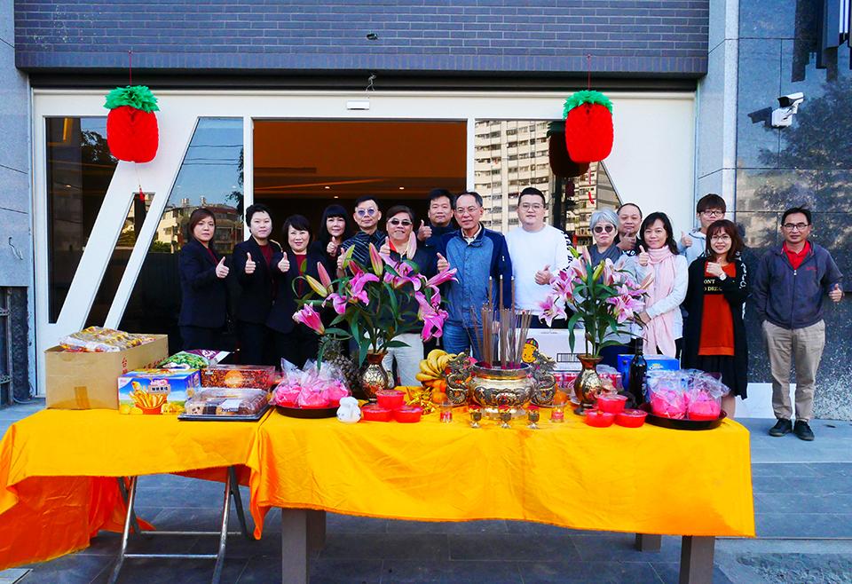 圖片:太平新成屋大樓 「太子欣世界」詢問度爆錶  來客數週超越50組以上!!