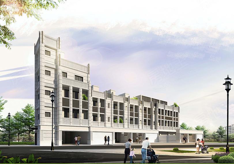 圖片:台南市六甲區預售透天別墅【森見學】春禹建設