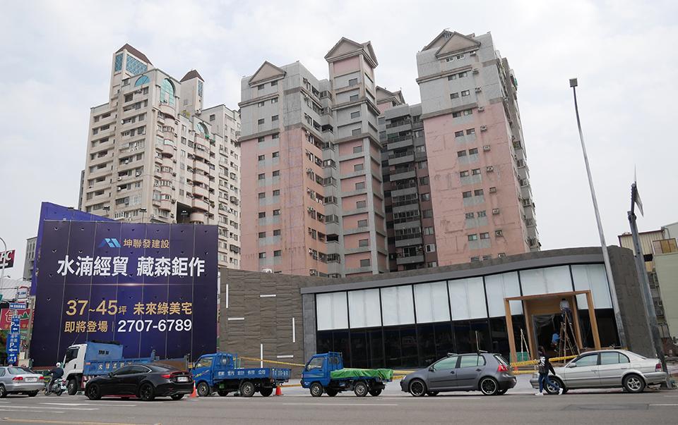 圖片:建案搶先看|台中西屯 坤聯發建設「西屯匯」 均質三房綠美宅
