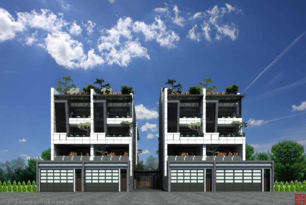 圖片:北屯區建案開箱 | 奇品建設 奇品軒閣2  台中單元12  擁綠意享便利 三代同堂宅
