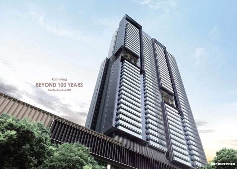 圖片:高雄市前鎮區預售大樓店住【定潮】國城建設