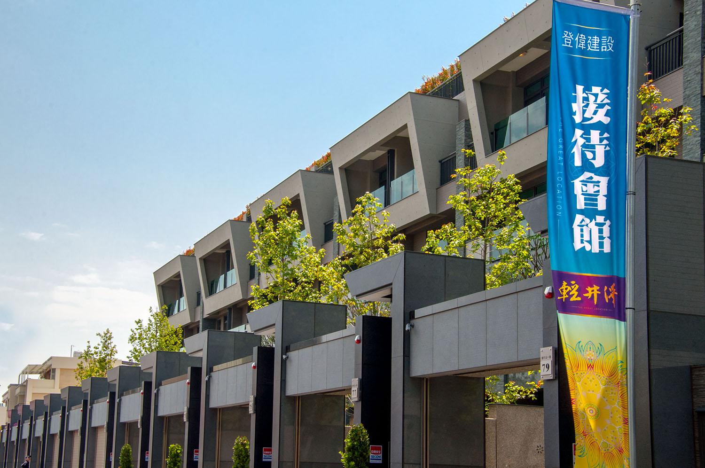 圖片:台中熱銷建案推薦|烏日高鐵特區 輕井澤三期 大露台綠洲・電梯公園墅