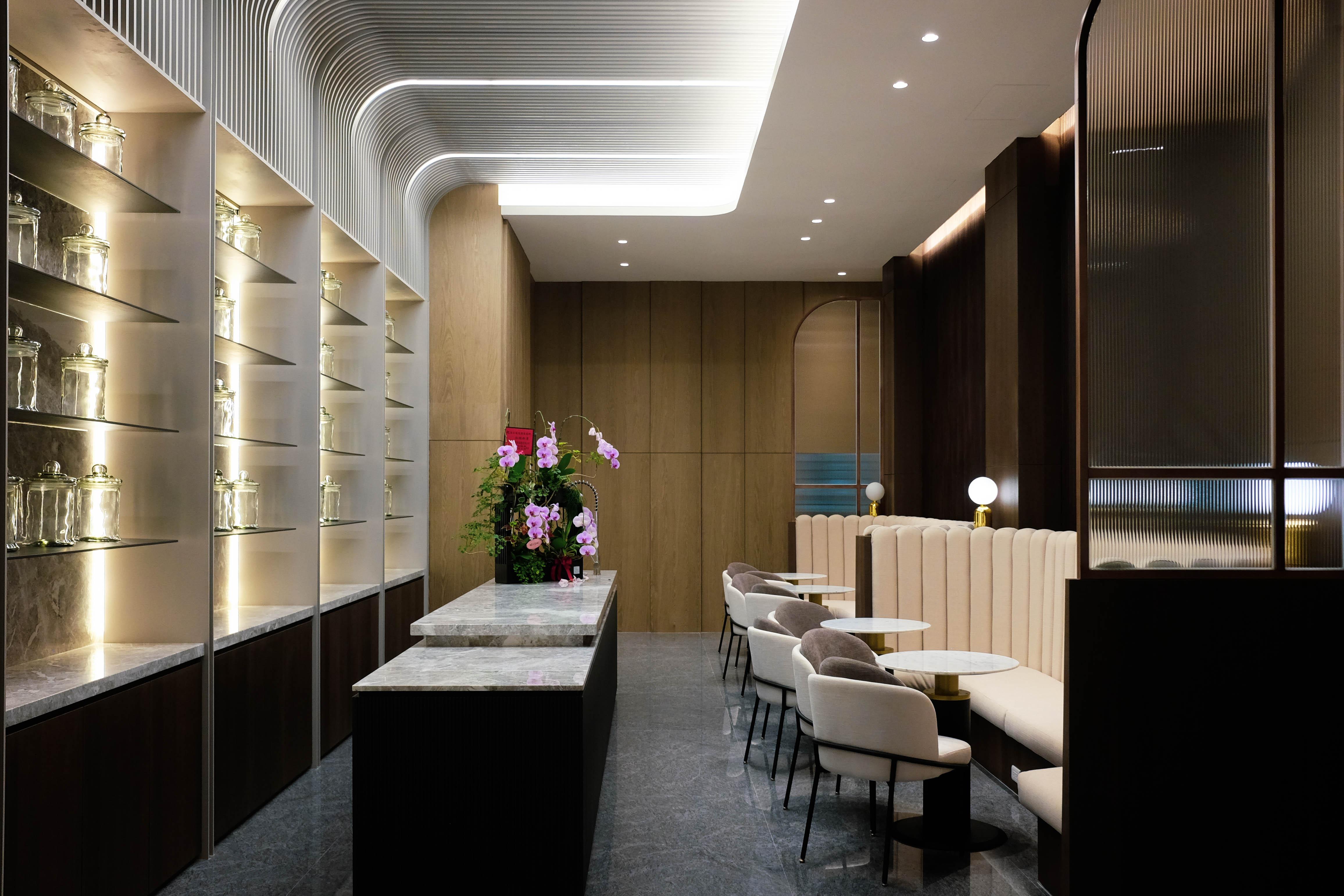 圖片:嘉義西區透天+大樓-金石建設 金石龍悅:極古典X極現代 建築界的創舉