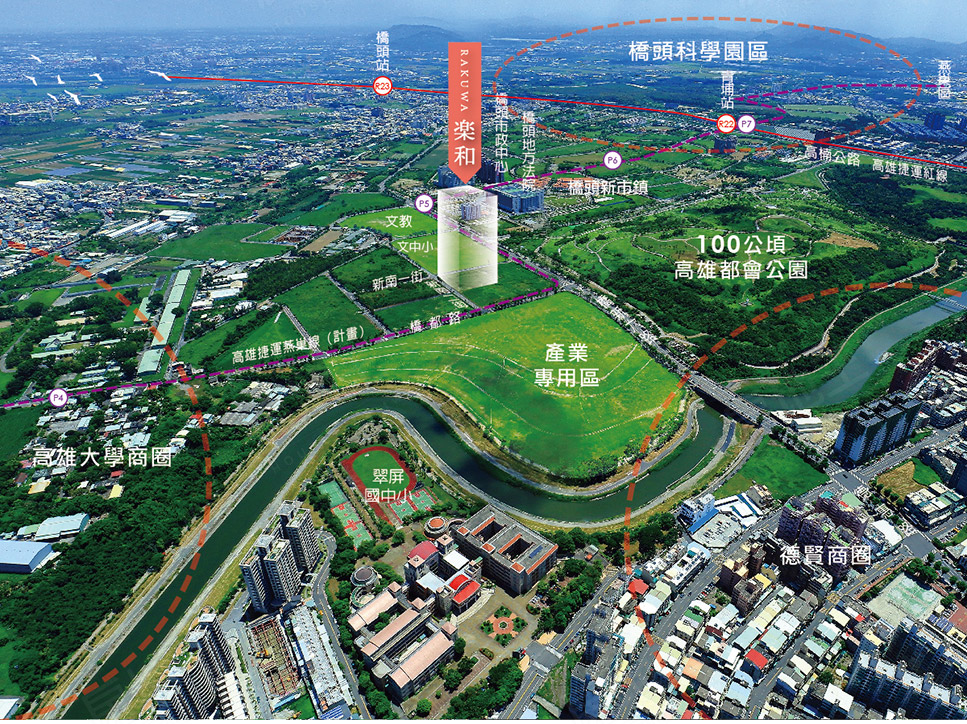 圖片:棠宇建設 高雄市楠梓大樓新建案「樂和」道地日本美學細膩好宅