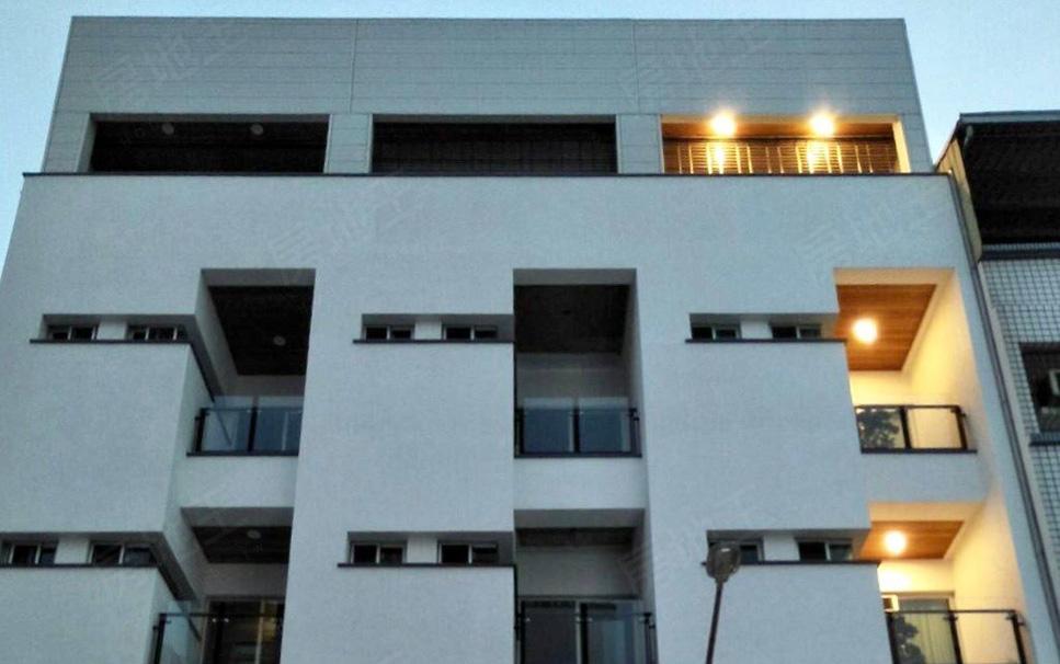 圖片:台南市永康區成屋電梯別墅【白居易】儷堂建設