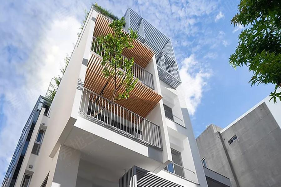 圖片:現代垂直型合院樂居實踐—元根建築「翠弄堂」