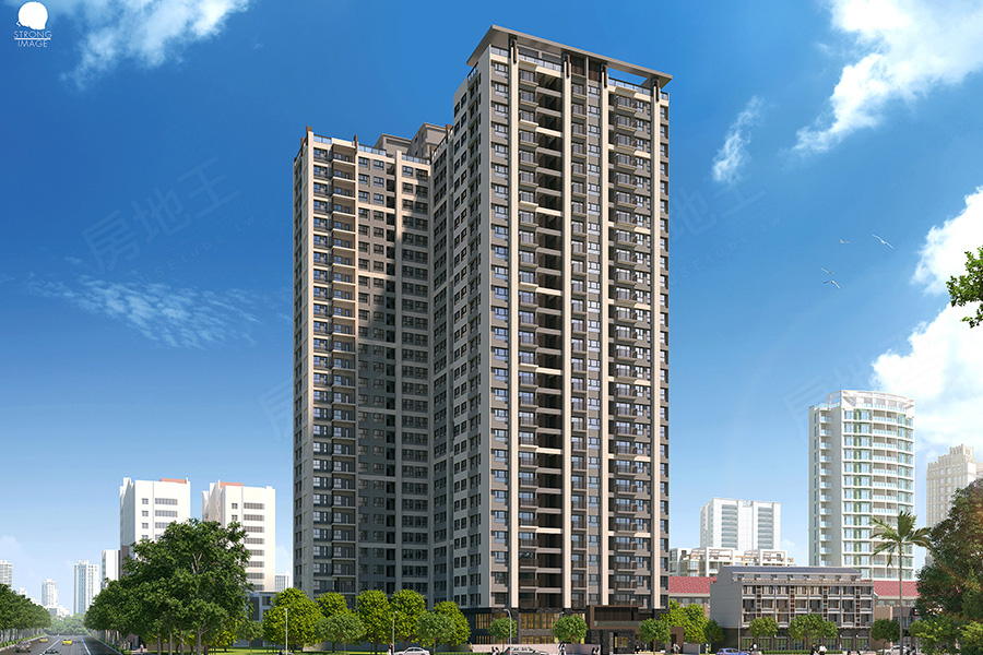 圖片:高雄市三民區預售大樓【和築豐光】和築建設